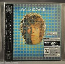 David BOWIE Space Oddi Orig. '07 JAPAN Ltd Ed Mini LP CD OBI TOCP-70141 WAKEMAN