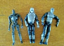 """Terminator T2 Endoskeleton 4"""" and two with skin"""