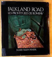 MARY ELLEN MARK FALKLAND ROAD LES PROSTITUÉES DE BOMBAY ED FILIPACCHI (1981)