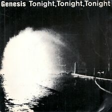 "45 TOURS 7"" SINGLE--GENESIS--TONIGHT TONIGHT TONIGHT / IN THE GLOW OF THE NIGHT"