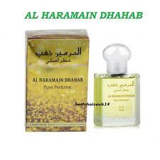 Haramain Dhahab 15ml by al haramain Famous Oriental Pleasant Perfume Oil/Attar