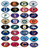 NFL Logo Stickers Officially Licensed Football Decal All 32 Teams