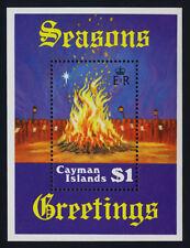 Cayman Islands 534 MNH Christmas, Bonfire