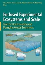 Enclosed Experimental Ecosystems And Scale: Tools For Understanding And Manag...