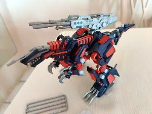 Zoids Raven genosaurer HMM version model kit
