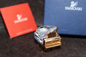Swarovski Flügel Klavier Kristall mini 3,5cm OVP aus Vitrine
