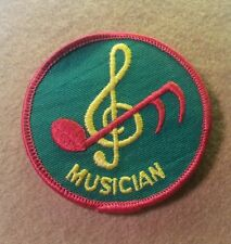 BOY SCOUT MUSICIAN  (M2) 1972 > 1989  PRE-OWNED  A00671