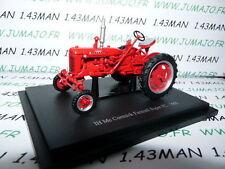 Tracteur 1/43 universal Hobbies n° 125 McCORMICK IH Farmall super FC 1955