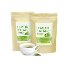 Lemon Balm 30 Tea Bags Natural 100% Health Diet Tea Vitamin C Insomnia Digestion