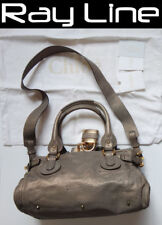 100% authentic Chloe Leather shoulder bag mint cond.  [Used]