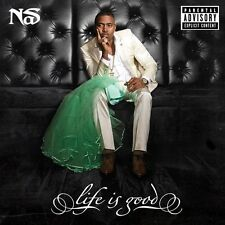 Nas - Life Is Good [New CD] Explicit
