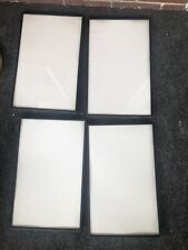 4 (Four) Comic Book Display Wall Frame for CGC Graded Comics Used