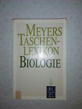Meyers Taschenlexikon - Biologie