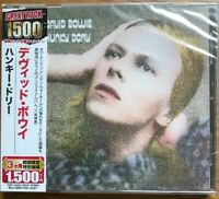 Rare David Bowie Hunky Dory Japan GREAT ROCK Edit 11Tracks EMI TOCP-53526 SEALED