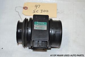 95-97 Lexus SC300 GS300 3.0L 2JZGE Air Flow Meter MAF Sensor Supra Oem Denso