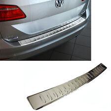 SEUIL COFFRE PARECHOC ARRIERE INOX CHROME VW GOLF 7 BERLINE 3 5 PORTES 08/2012-