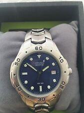 Citizen Stainless Steel Strap Matte Wristwatches