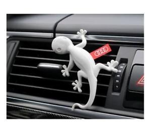 Audi Duftspender Duftgecko Grau Kiefern & Orangen Duft 000087009A