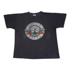 Guns N Roses Logo Tshirt | Vintage 90s American Rock Band Tee Slash Axl Rose VTG