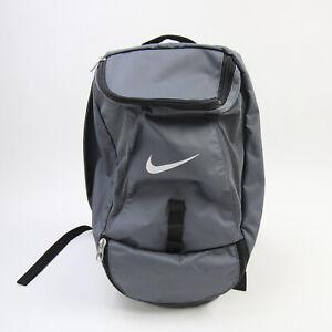 Nike Bag - Backpack Unisex Gray/Black Used