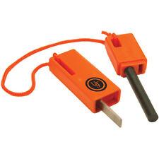 UST Spark Force Flint-Based Fire Starter - Orange