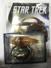 """Star Trek Starships figurine MAGAZINE #55 """"Vulcan D 'Kyr type"""" (Eaglemoss"""