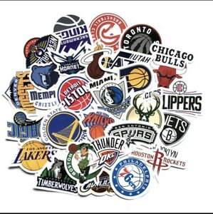 Nfl/ Nba Syickers All 62 Teams. 2 Sets. In Hand. Sent In Polybag With Tracking