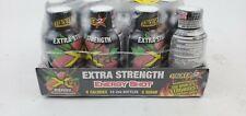 12x Bottles Stacker Extra Strength Berry Flavor ( 2Oz ) Energy Shot XTRA 0 Sugar