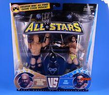 WWE Mattel Elite All Stars 2 Pack Cm Punk Stone Cold Steve Austin MOC Figure_BN2