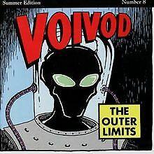 The Outer Limits von Voivod | CD | Zustand gut