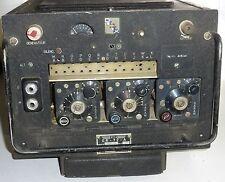 Emetteur récepteur aviation ER72-A STTA licence SARAM complet avec cordons