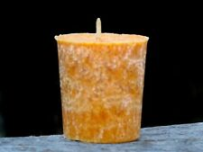 8pk CARDAMOM, GINGER & ORANGE Warming Winter Scented 160hr/pk ECO VOTIVE CANDLES