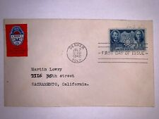 US Stamps SC# 906 Chinese Resistance 3c cent FDC 1942