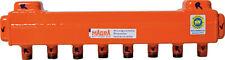Heizkreisverteiler 60/60 pour 5 Zones sans Ventile 10200600500 Distributeur