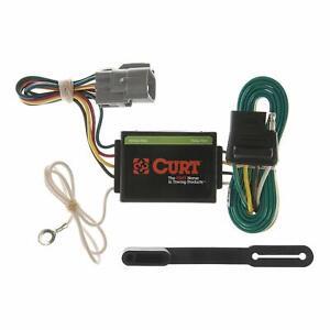 Curt Trailer Hitch Wiring Connector 55365 for Lexus LX470 / Toyota Landcruiser