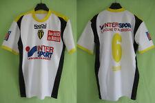 Maillot Rugby Sporting club albigeois SCA Albi Porté #6 Vintage KooGa - XL