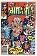 New Mutants 87 Marvel Comics 1990 1st full app CABLE! Rob Liefeld (j#1931)