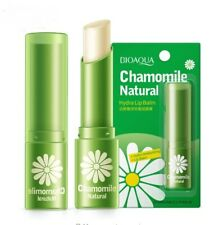 Natural Chamomile Moisturizing Lip Balm Repair Lip Wrinkle Melting Line Lipstick