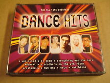 3-CD BOX / THE ALL TIME GREATEST DANCE HITS
