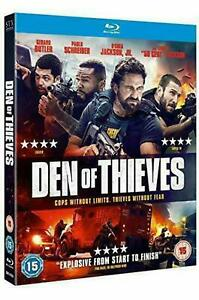 BRAND NEW SEALED Den Of Thieves [Blu-ray] [2018]