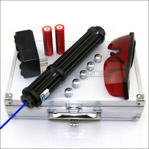 BX3-II 1MW 450nm Visible Blue Laser Pointer Visible Laser Torch Lazer Pen UK