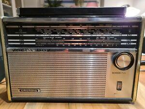 Grundig yacht boy 205 Radio Kofferradio Transistorradio 60er Jahre Vintage 1965