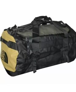 New The North Face Golden State 72L Duffel Bag Size Medium M Camping Hiking $135