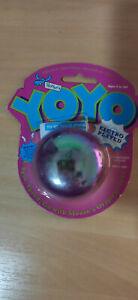 Moose Yo-yo Pink Ultrasonic Chrome 2000