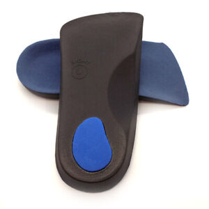 Orthotic Arch Support Insoles For Plantar Fasciitis Fallen Arches Flat Feet 3/4