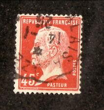 France--#190 Used--1924 Louis Pasteur