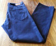 Gant W32 L32 Men's Jeans Regular Straight Navy Blue NEW