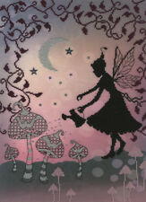 BOTHY THREADS ENCHANTED MELODY FAIRY by LAVINIA STAMPS COUNTED CROSS STITCH KIT