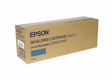 TONER CYAN EPSON  D'ORIGINE C900/C1900 C13S050099