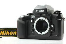 【MINT SN 245××××】 Nikon F4 Late Model Film Camera w/ Strap ,Cap from Japan #1882
